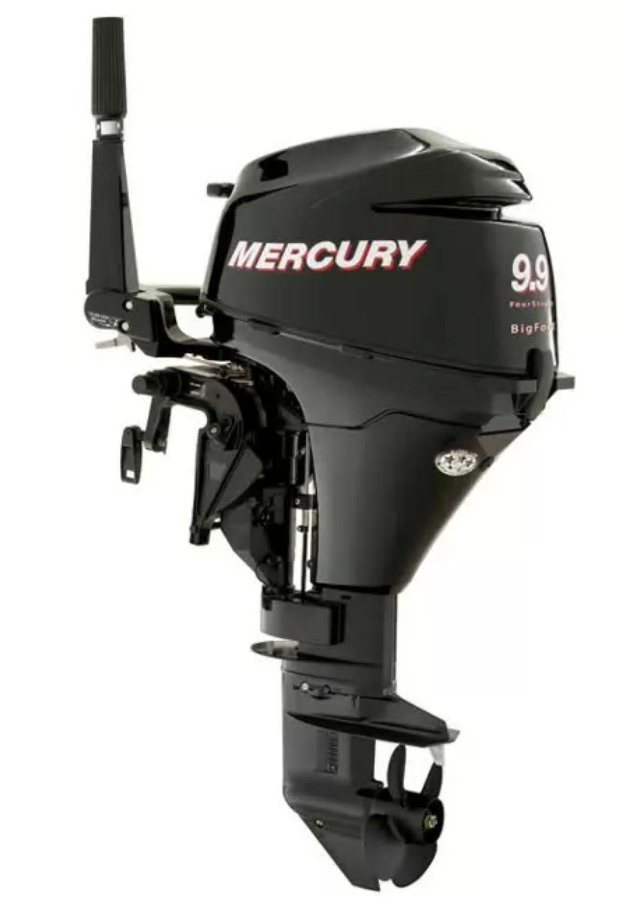 лодочные моторы меркурий руководство